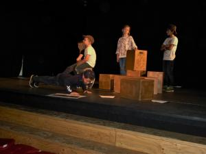 Theaterprojekt  2017 10