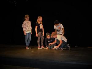 Theaterprojekt  2017 18